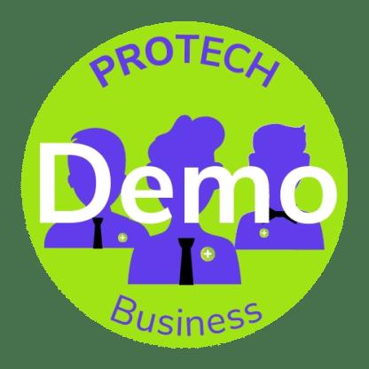 Protech Business Demo circle logo
