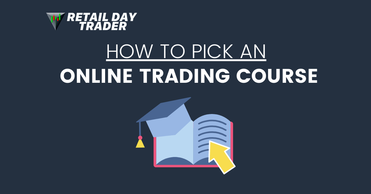 How to pick an online trading course