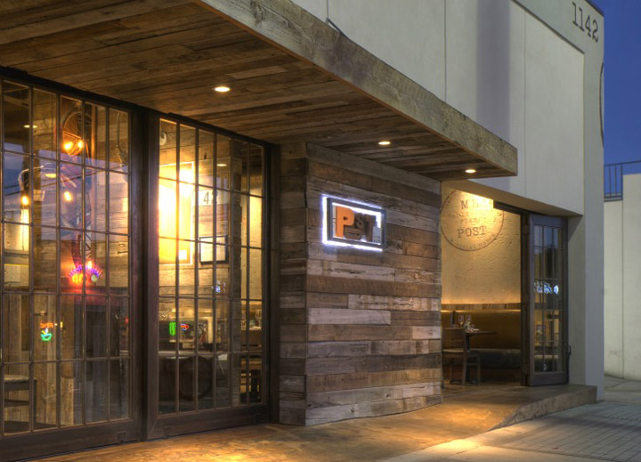 187 M B Post Restaurant By Sj Jones Architects