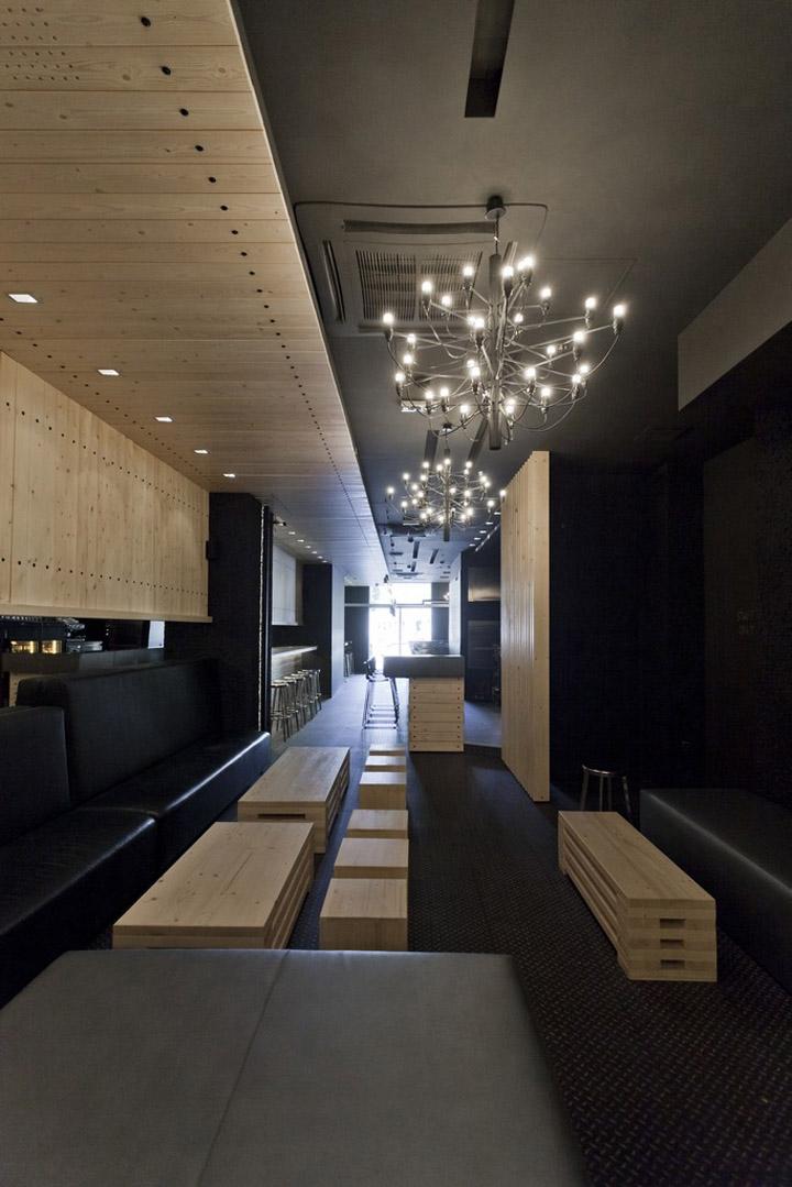Divino Wine Bar by suto interior architects Budapest 05 Divino Wine Bar by suto interior architects, Budapest