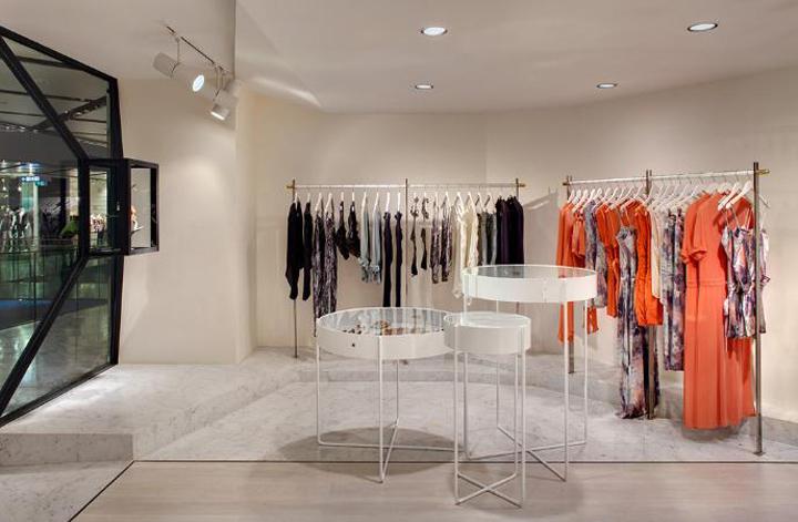 Sass Amp Bide Store By Akin Creative Sydney
