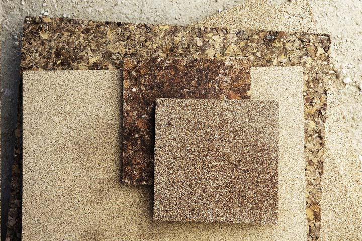 Affordable Building Materials From Recycled Agricultural