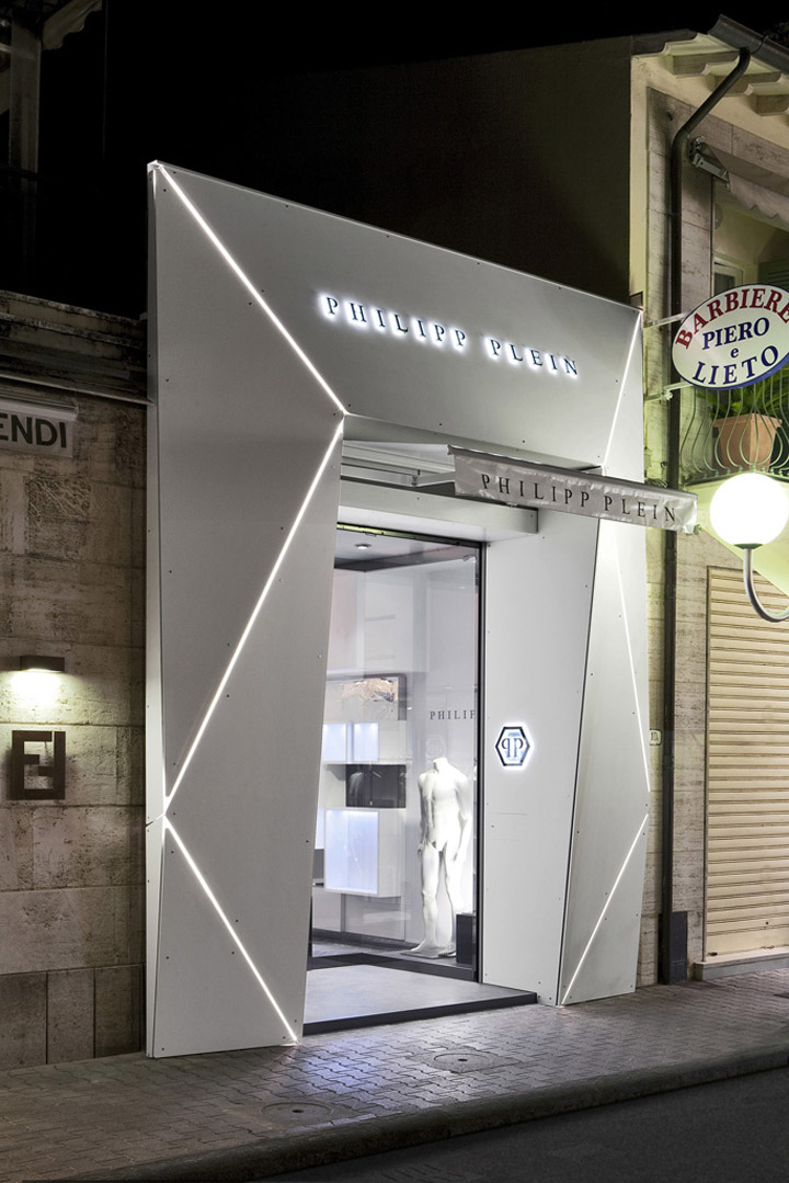 187 Philipp Plein Store By Aquilialberg Versilia Italy