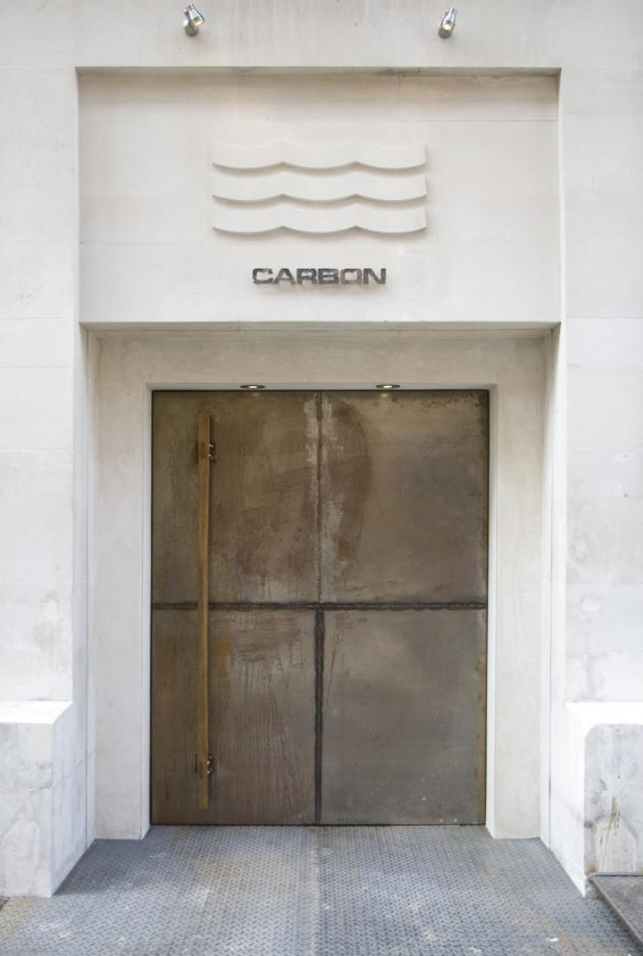 Carbon Bar by B3 Designers London 121 Carbon Bar by B3 Designers, London