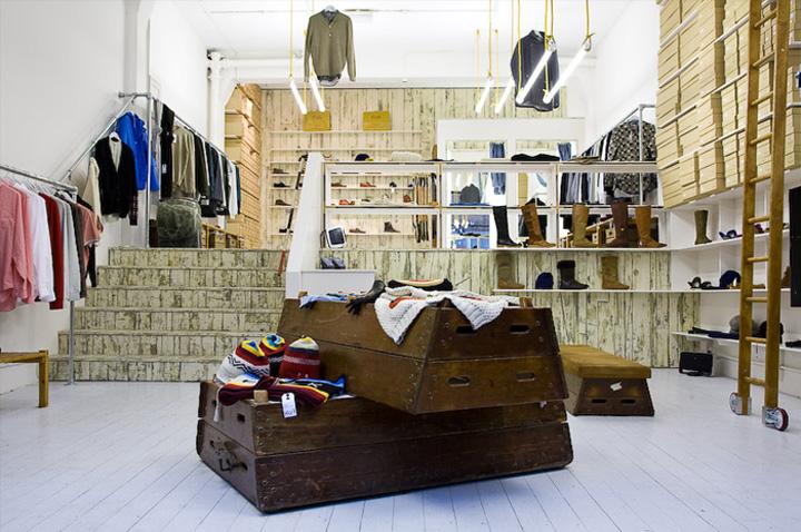 *Folk clothing:英國新指標就在Lamb's Conduit Street 3