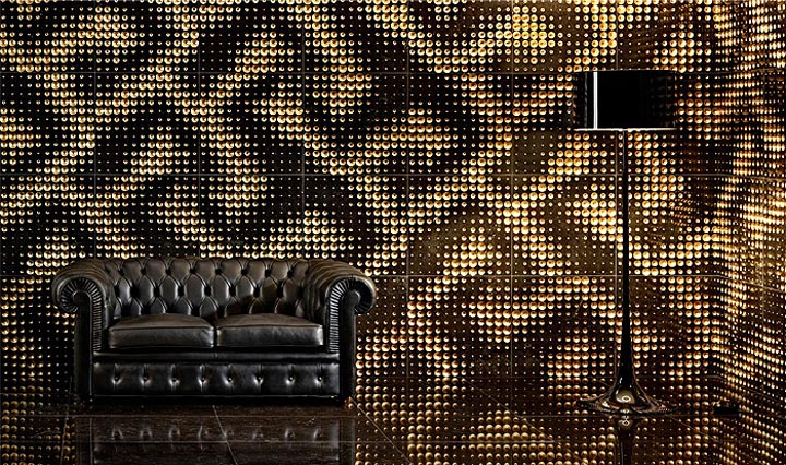 Luxury cladding collection by Lithos Design Luxury cladding collection by Lithos Design