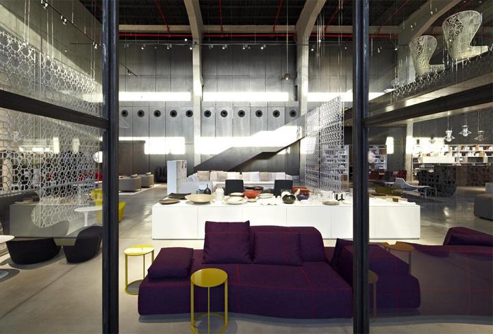 BB Italia store Pitsou Kedem Architects Tel Aviv 05 B&B Italia store by Pitsou Kedem Architects, Tel Aviv