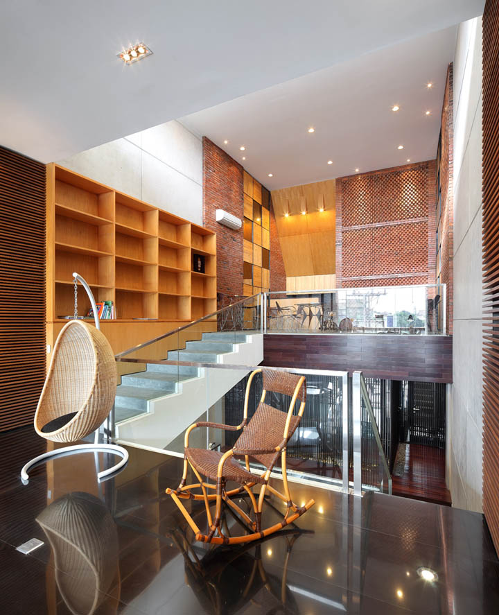 Yamakawa Rattan showroom by Sidharta Architect Jakarta 03 Yamakawa Rattan showroom by Sidharta Architect, Jakarta