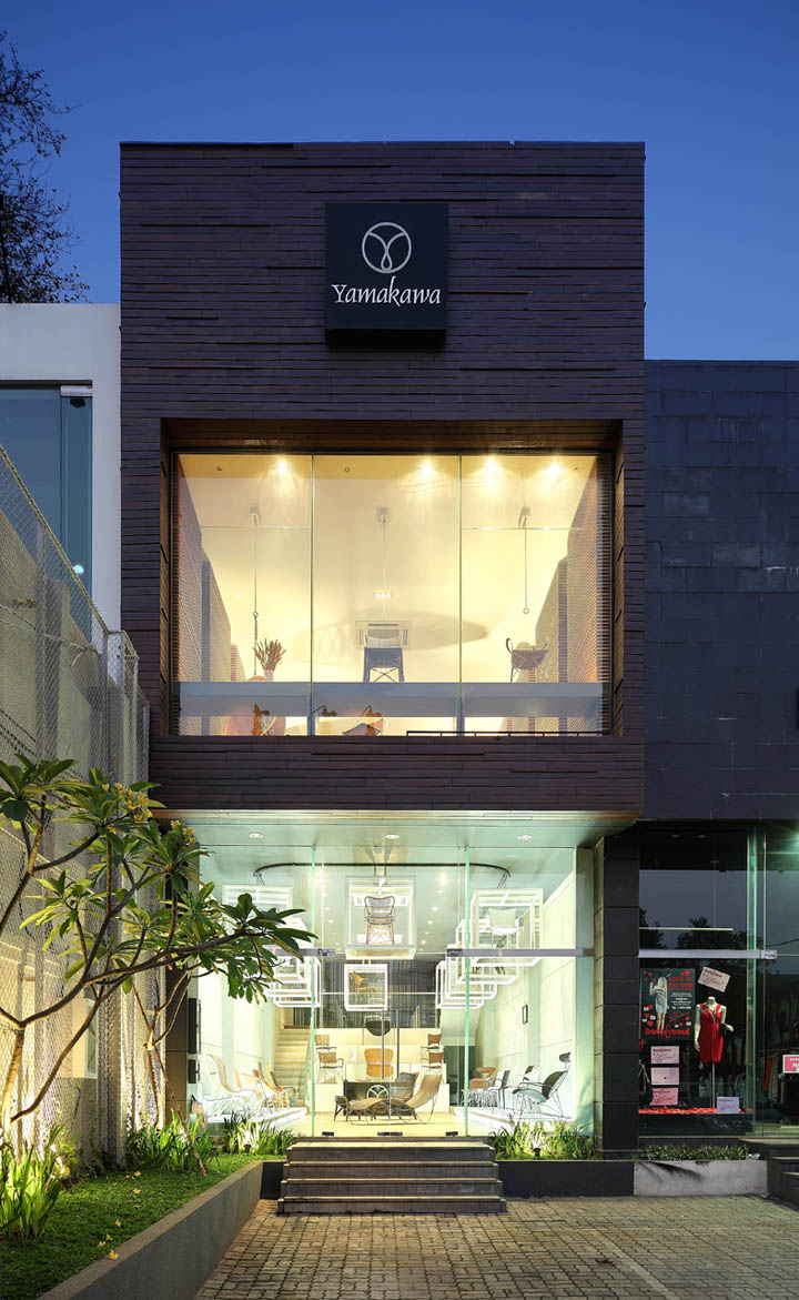 Yamakawa Rattan showroom by Sidharta Architect Jakarta 08 Yamakawa Rattan showroom by Sidharta Architect, Jakarta