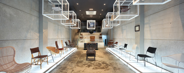 Yamakawa Rattan showroom by Sidharta Architect Jakarta Yamakawa Rattan showroom by Sidharta Architect, Jakarta