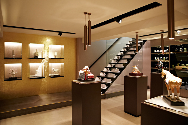 Acera flagship store by Hangar Design Group  Taipei      Acera flagship store by Hangar Design Group  Taipei