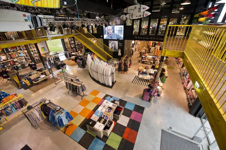 Quicksilver flagship store Saint Jean de Luz 04 Quicksilver flagship store, Saint Jean de Luz   France