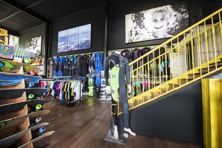 Quicksilver flagship store Saint Jean de Luz 09 Quicksilver flagship store, Saint Jean de Luz   France