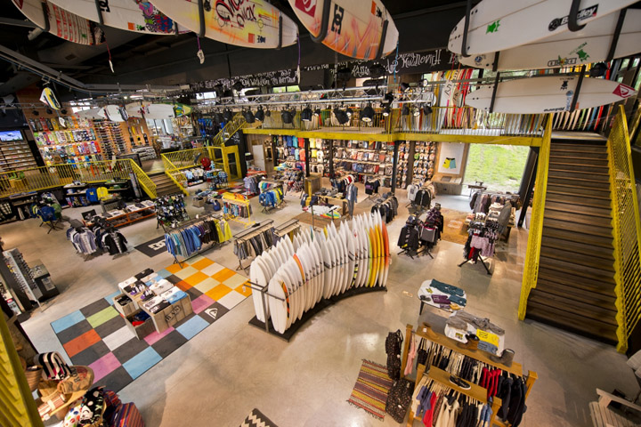 Quicksilver flagship store Saint Jean de Luz Quicksilver flagship store, Saint Jean de Luz   France