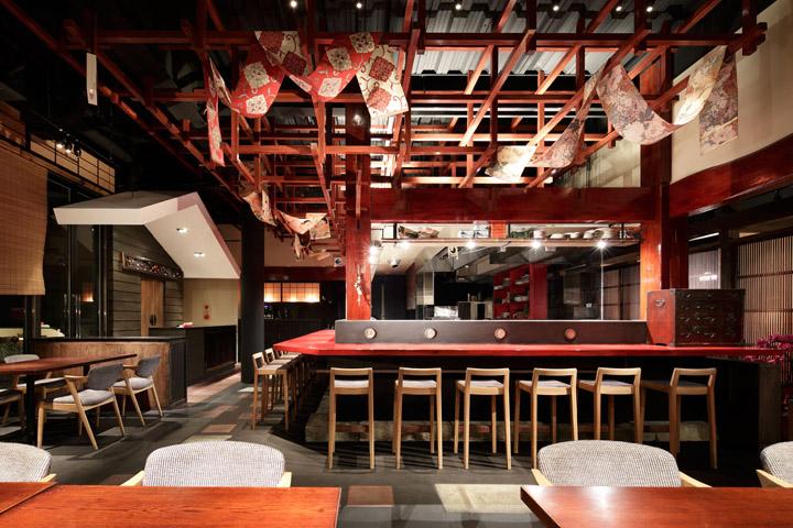 Fukui Bouyourou Restaurant By HaKo Design Tokyo