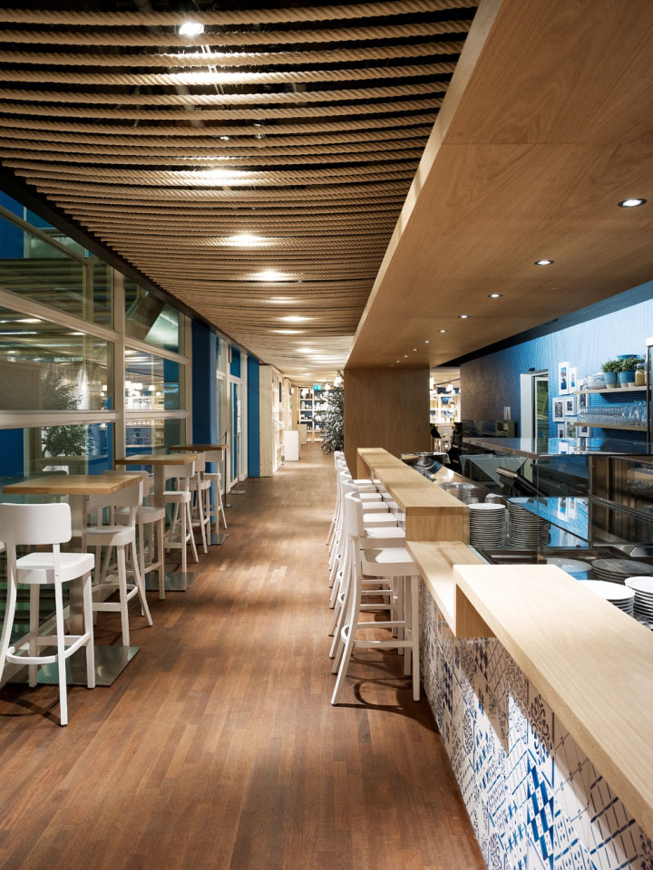 187 Azzurro Restaurant By Andrin Schweizer Company Zurich