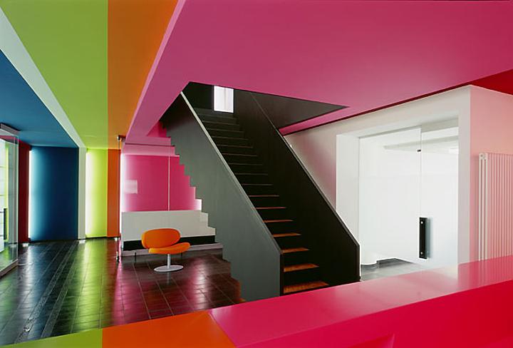 Panama office by Ippolito Fleitz Group Stuttgart 02 Panama office by Ippolito Fleitz Group, Stuttgart
