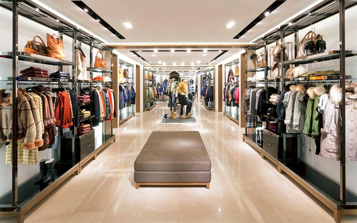 Burberry Flagship Store At Pacific Place Hong Kong