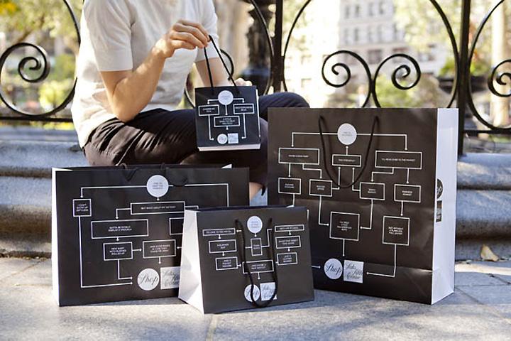 Shop Saks campaign by Pentagram Shop Saks campaign by Pentagram