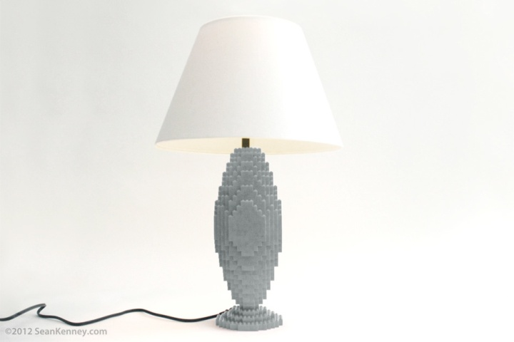 LEGO lamps by Sean Kenney and Jung Ah Kim 02 LEGO lamps by Sean Kenney and Jung Ah Kim