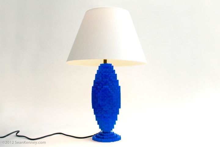 LEGO lamps by Sean Kenney and Jung Ah Kim 08 LEGO lamps by Sean Kenney and Jung Ah Kim