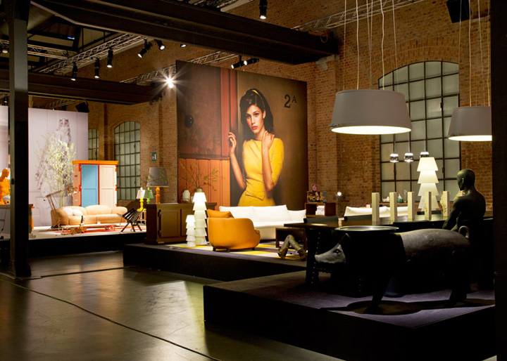 Unexpected Welcome Exhibition By Moooi Milan