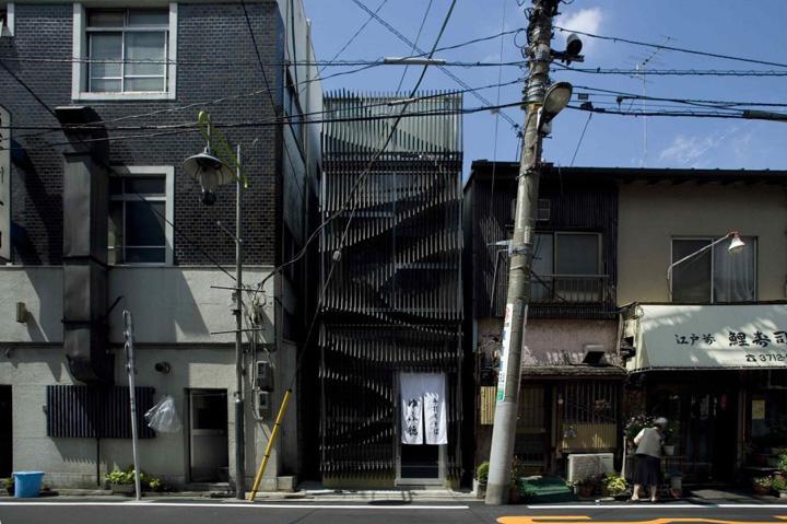 Yufutoku restaurant by ISSHO Architects Tokyo 06 Yufutoku restaurant by ISSHO Architects, Tokyo