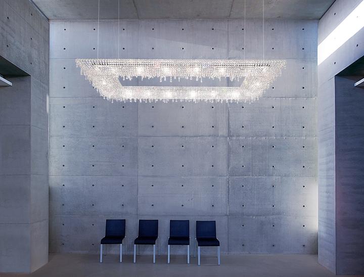 KOI crystal chandelier by Manooi 03 KOI crystal chandelier by Manooi