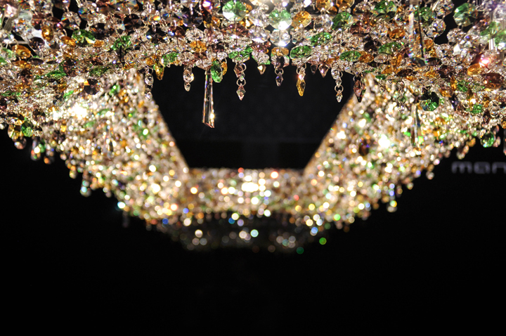 KOI crystal chandelier by Manooi 05 KOI crystal chandelier by Manooi