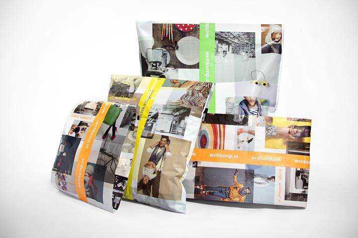 Wehkamp nl packaging by Matte 02 Wehkamp.nl packaging by Matte