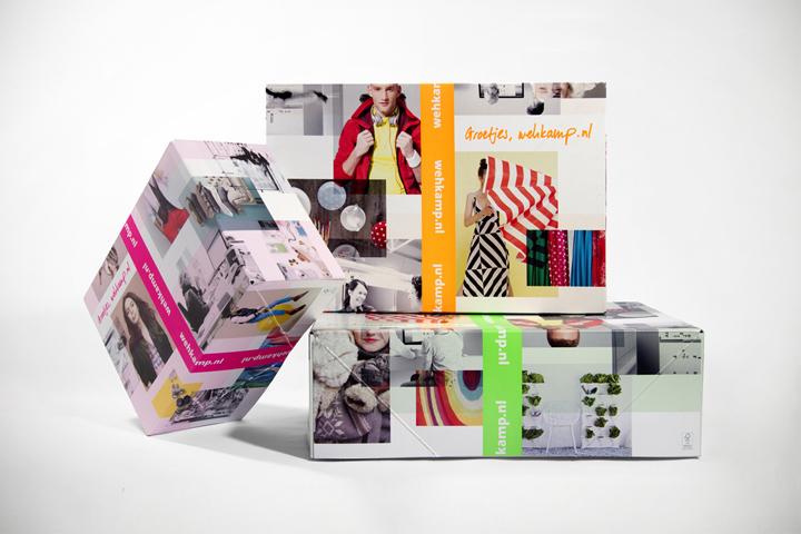 Wehkamp nl packaging by Matte Wehkamp.nl packaging by Matte