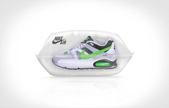 Nike Air packaging concpet by Scholz Friend Nike Air packaging concpet by Scholz & Friend