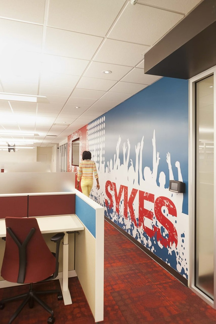Sykes Enterprises Call Center By Gresham Smith And