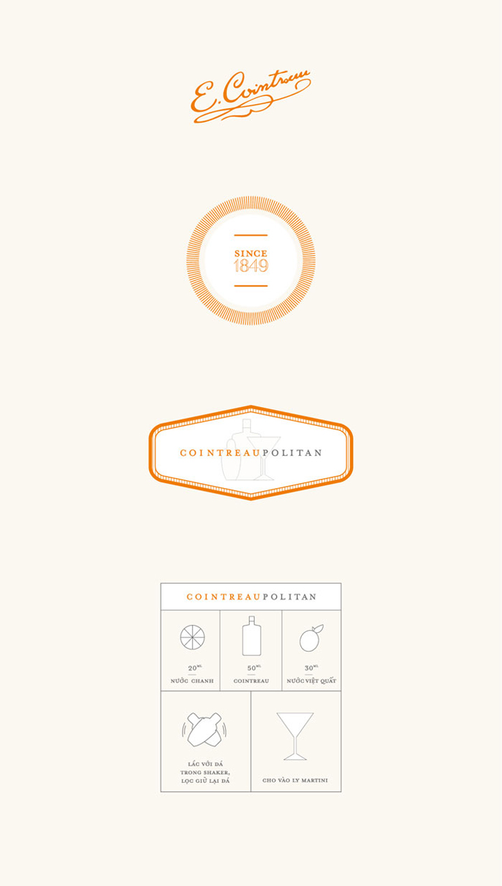 Cointreau Limited Edition Pack by Rice Creative 03 Cointreau Limited Edition Pack by Rice Creative