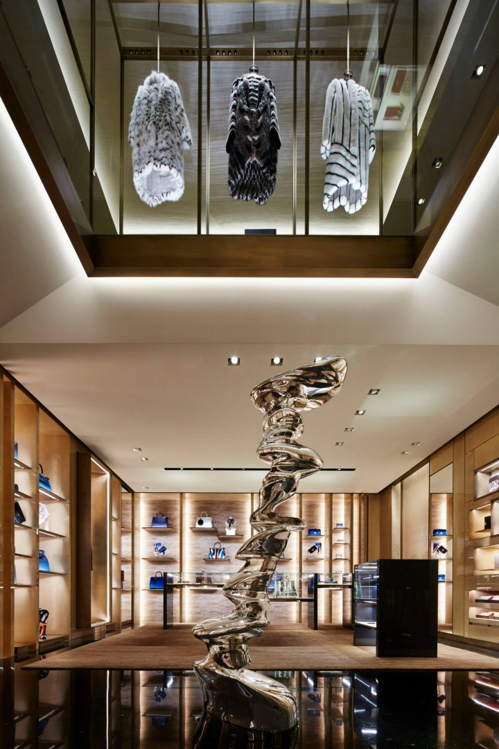 Fendi Flagship Store Paris