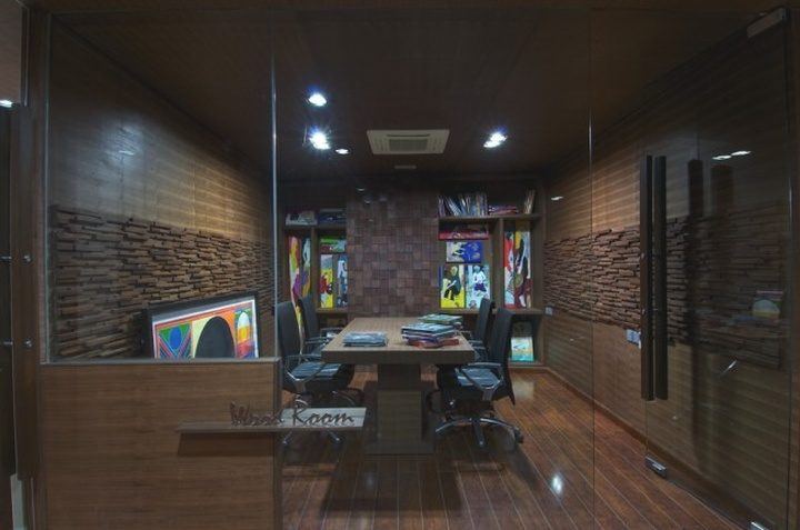 Office Interior Design Ahmedabad