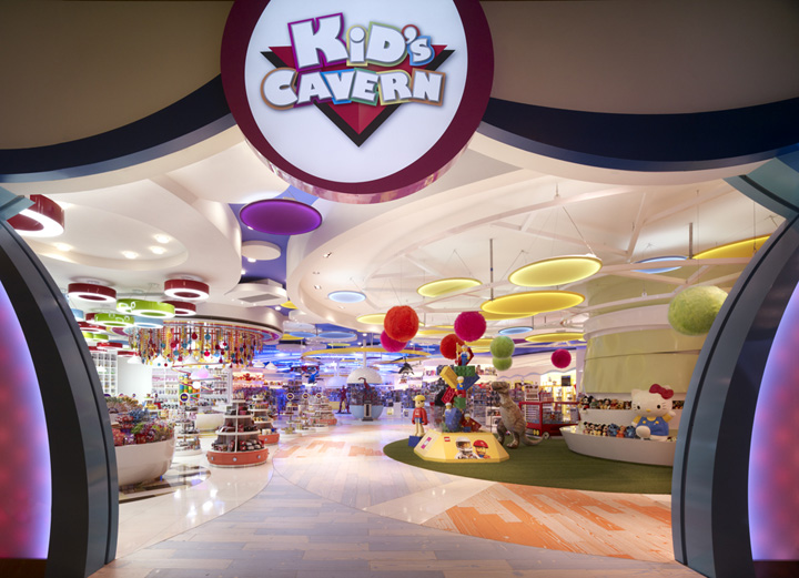 Kids Cavern Childrens Store By Callison Macau