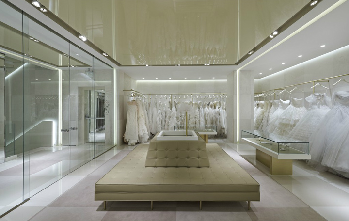 Vakko Wedding Store At Suadiye By Autoban Istanbul Turkey