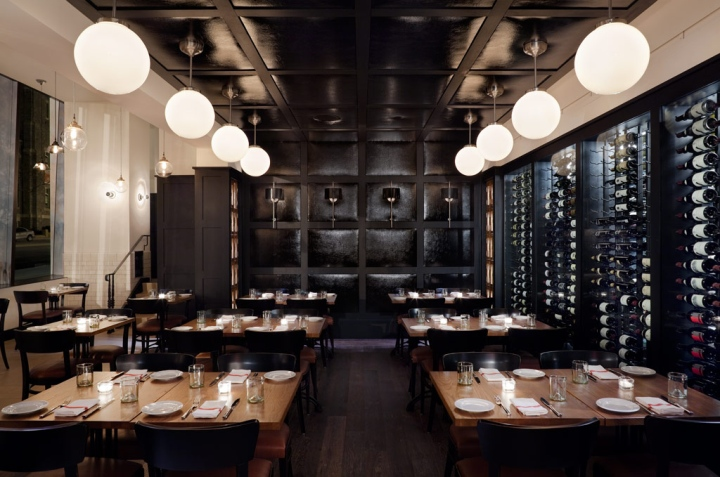 Againn Gastropub By Core Architecture Washington DC