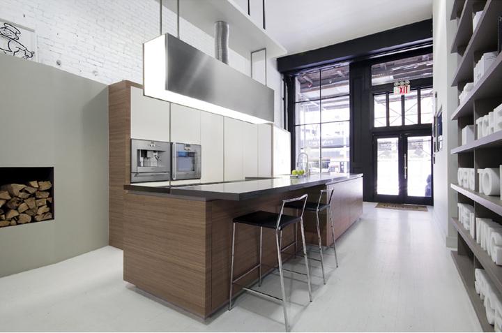 Kitchen Showrooms Pedini Showroom New York City Retail