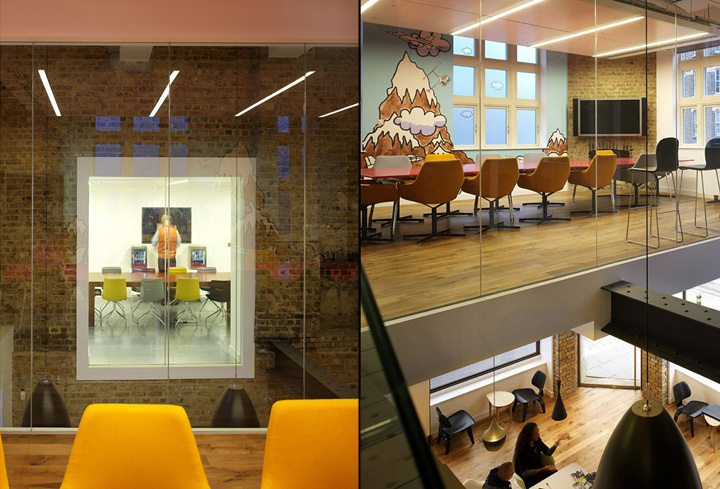 Red Bull Head Office by MoreySmith London UK 05 Red Bull Head Office by MoreySmith, London   UK