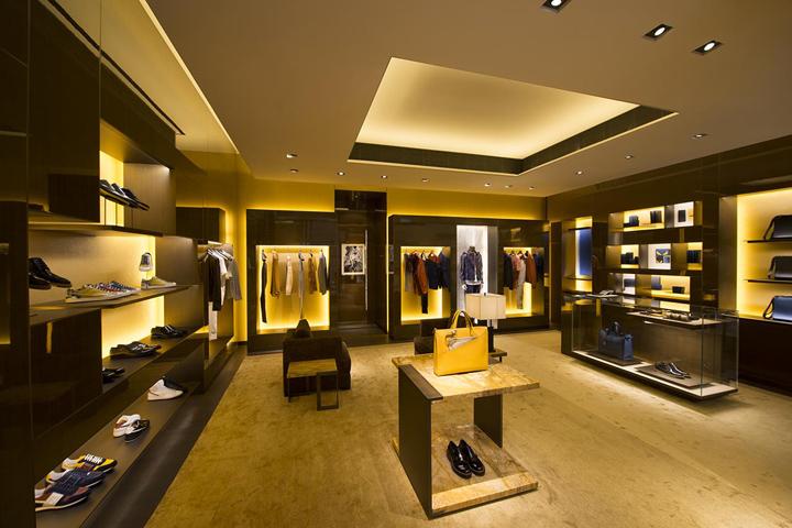 Fendi Concept Store Hong Kong