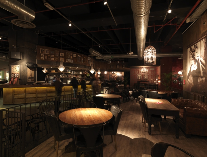 187 Sagamor Lounge Bar Amp Restaurant By Andrea Langhi Bergamo Italy