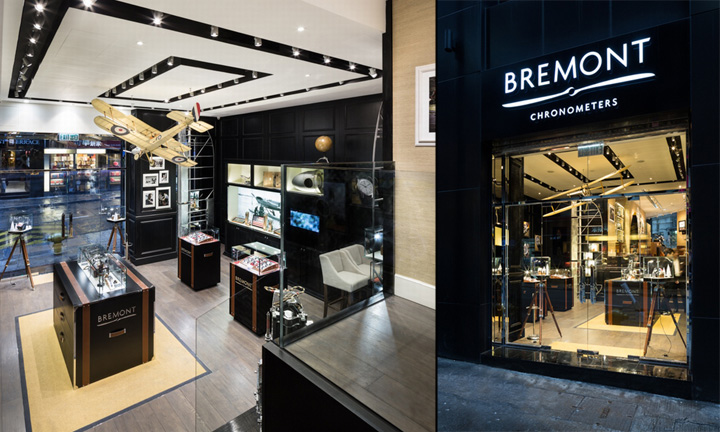 Bremont Watches Boutique By Pop Store Hong Kong