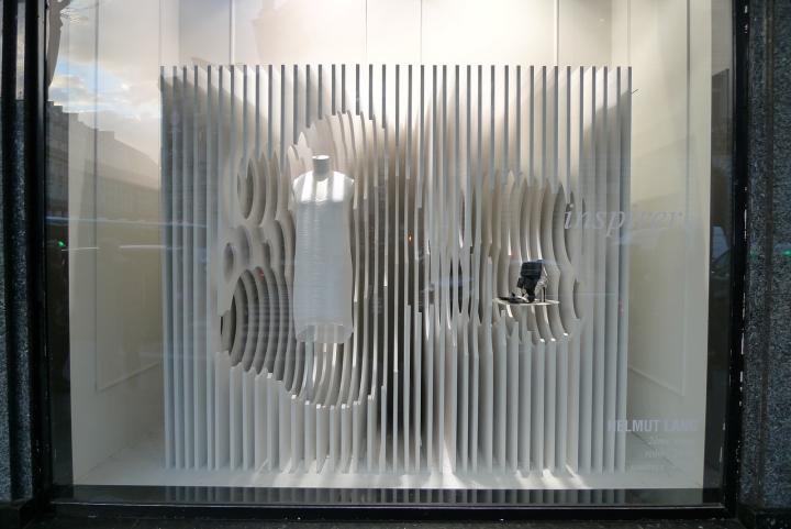 Galeries Lafayette Windows 2014 Paris