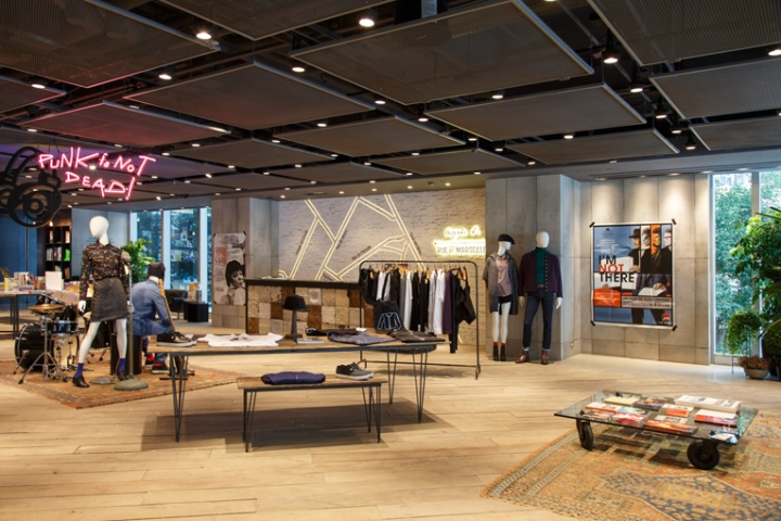 Agns B Rue De Marseille Store Hong Kong