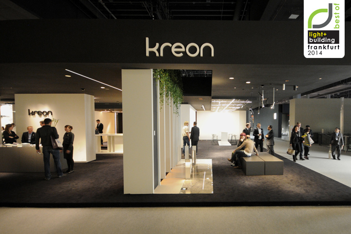 Light Building 2014 Frankfurt Kreon