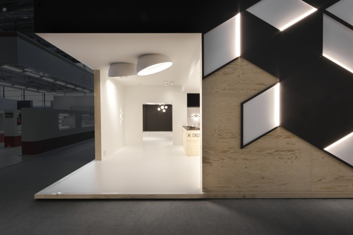 Light Building 2014 Frankfurt Delta Light