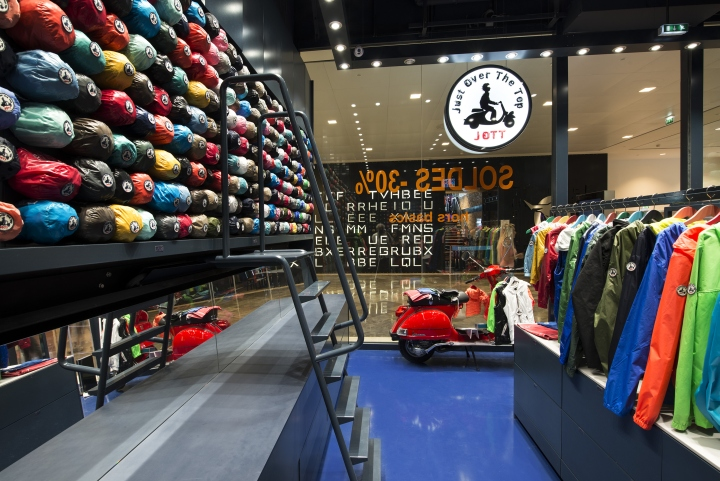 Jott Shop By Maurice Padovani Marseille France Retail