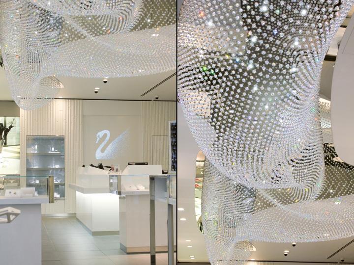Swarovski Stores By Hartmannvonsiebenthal Europe Retail